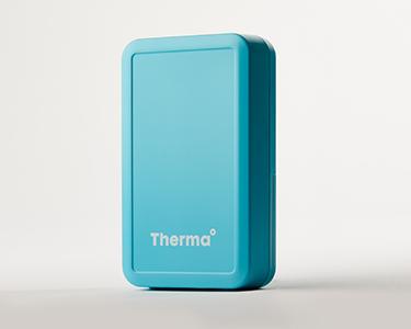 Therma temperature and humidity sensor