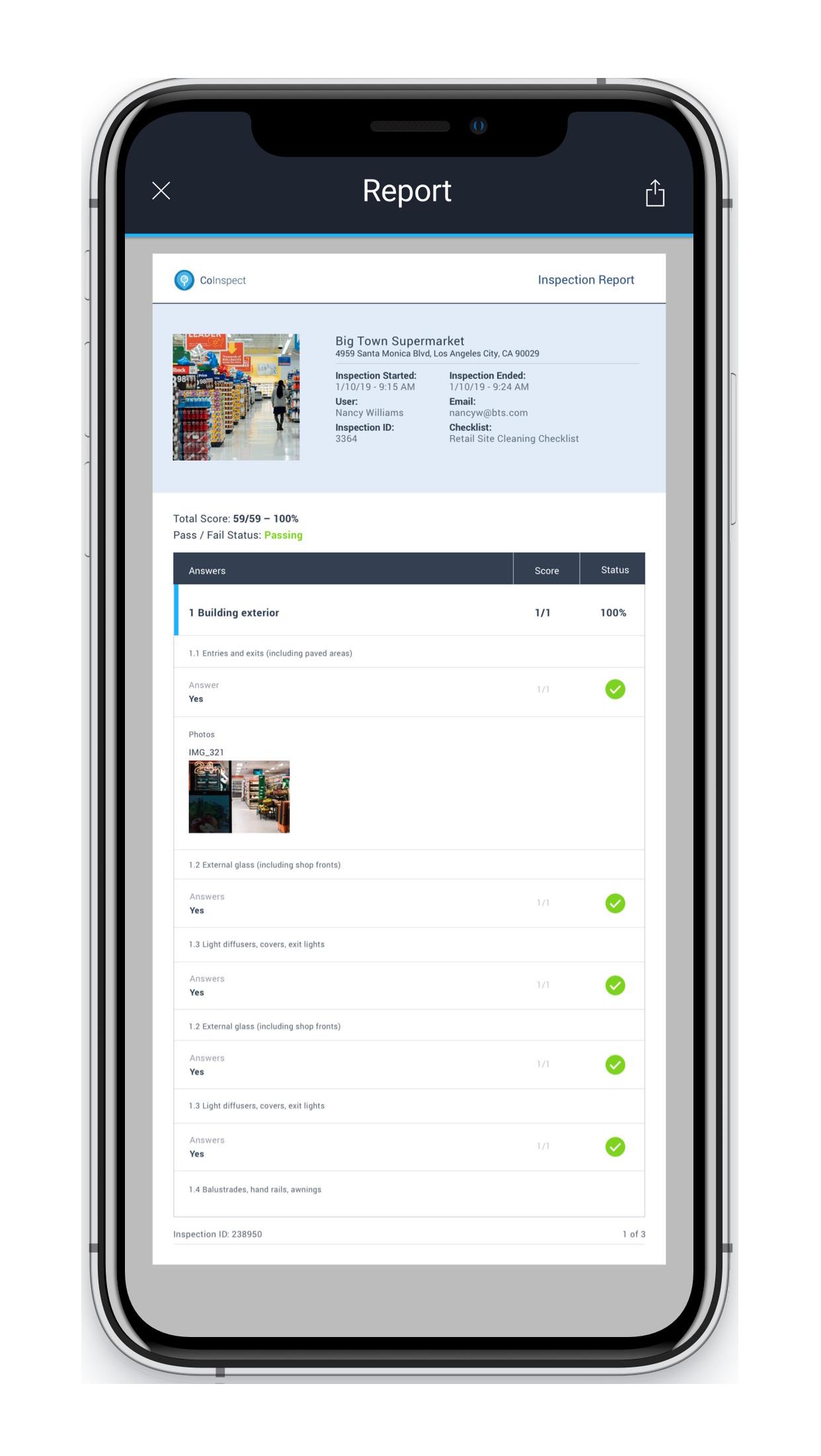 Therma Digital Checklist App - Offline