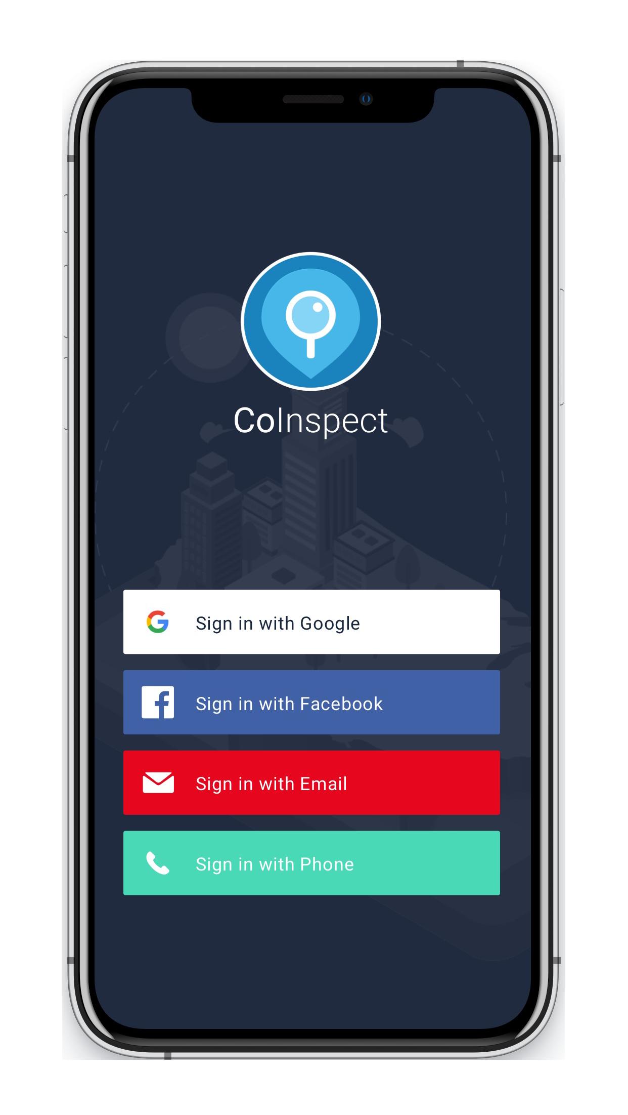 Therma Digital Checklist App - Platform