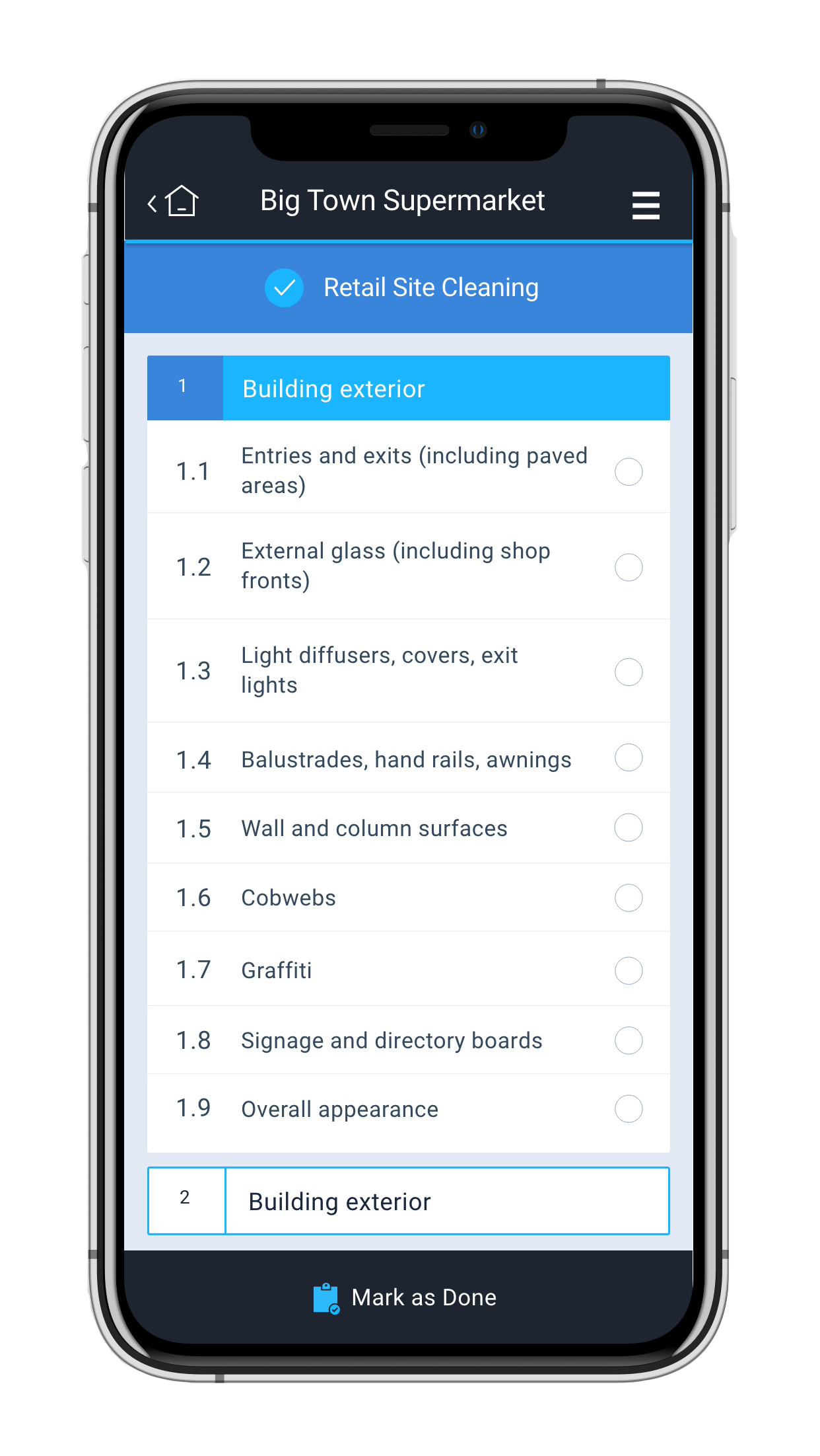 Therma Digital Checklist App - SmartCheck