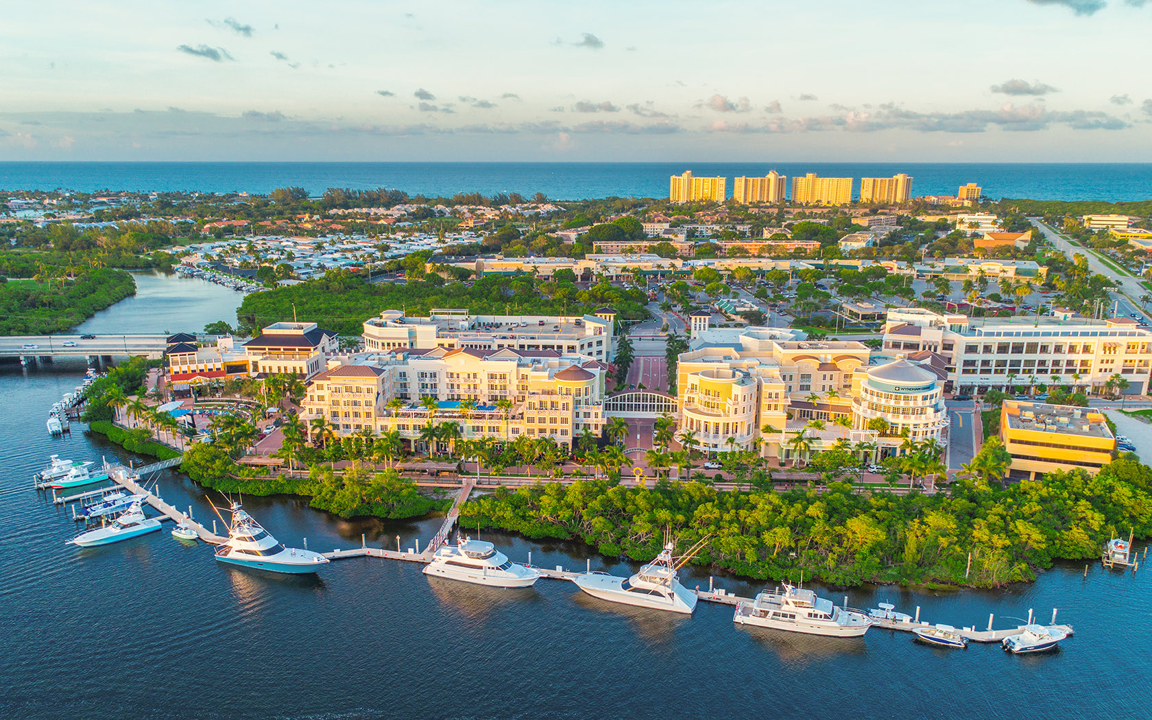 Therma° helped Wyndham Grand Jupiter protect their inventory