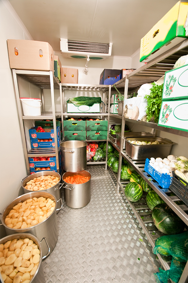 Walk-In refrigerator tips and tricks