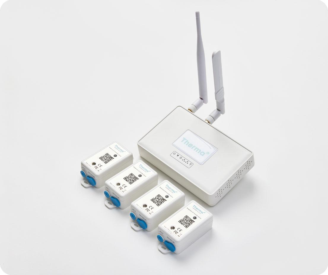 Therma sensors
